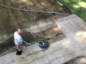Concrete Cleaning Near Me | Midwest Pro Wash